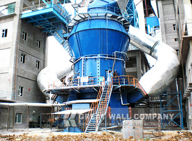 Vertical-Roller-Mill